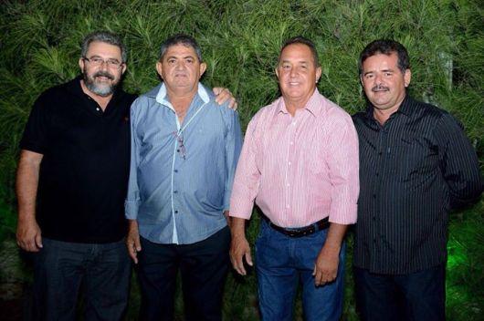 44 É amanhã! Quarteto de Ouro no espetinho do PV em Monteiro