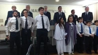 Câmara de Monteiro realiza sessão em homenagem ao dia do Maçom 6