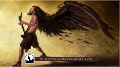 Top 100 Best Greatest Classic Rock Songs by Great Bands 2