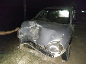 acidente-na-PB-264.jpg03-300x225 Exclusivo: Acidente entre dois carros uma moto e um cavalo deixa duas pessoas feridas emMonteiro