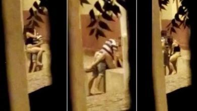 Sertão: casal é flagrado fazendo sexo no meio da rua e mulher alega que estava sendo estuprada 5