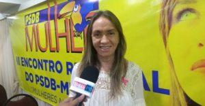 Lauremília-1-480x250-300x156 Lauremília é reeleita para diretório do PSDB