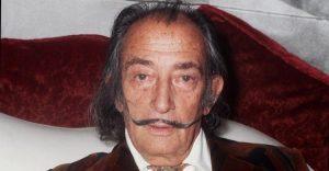 dali-300x156-300x156 Suposta filha de Salvador Dalí pagará custos judiciais