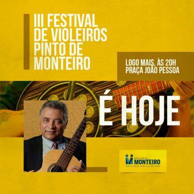festival_violeiros_hoje-1024x1024 Festival de Violeiros de Monteiro acontece nesta sexta-feira na Praça João Pessoa