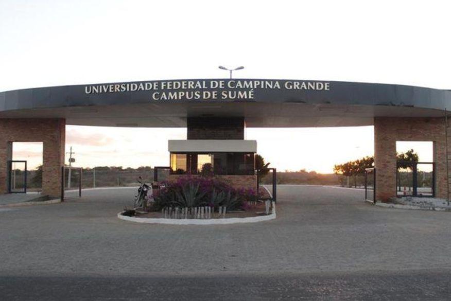 ufcg_sume UFCG abre concurso para professor de Engenharia em Sumé