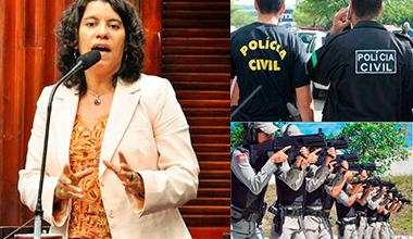 POLÊMICA: Deputada governista diz que população se sente acuada pela polícia 5