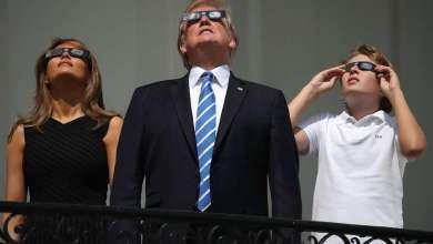 Trump assina programa para levar homem à Lua e a Marte 2