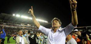 renato-gaucho-300x146 Ele é o cara! Herói de 83, Renato Gaúcho leva o Grêmio em busca do bi