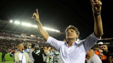 Ele é o cara! Herói de 83, Renato Gaúcho leva o Grêmio em busca do bi 4