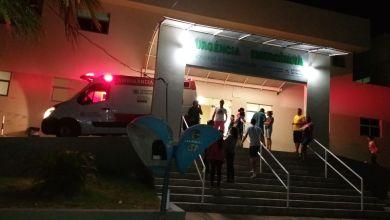 Colisão entre motocicleta  e animal deixa uma pessoa gravemente ferida em Monteiro 5