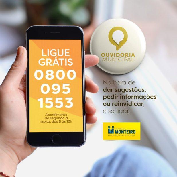 Ouvidoria-1024x1024 Prefeitura de Monteiro ficará ainda mais próxima do cidadão com a criação da Ouvidoria Municipal