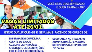 """Atenção MONTEIRO e Região: Você está Desempregado e quer trabalhar? O Projeto """"Seja Mais Brasil"""" tem a solução? 1"""