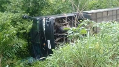 Ônibus da banda Cavalo de Pau se envolve em acidente no Maranhão 3