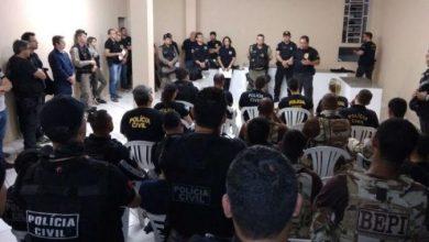 Operação integrada prende cinco e apreende 10 em várias cidades do Cariri. 6