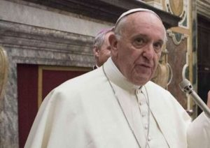 Papa Francisco liga para mãe de Marielle 1
