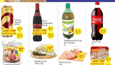 Confira as novas ofertas de Pácoa do Malves Supermercados em Monteiro 5