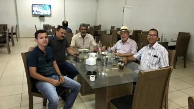 Batinga se reúne com lideranças políticas de Camalaú e do Cariri 3