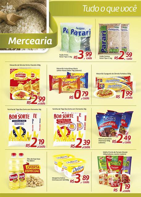 z4.2 Bom Demais Supermercados está com novas promoções e você pode ganhar vários prêmios