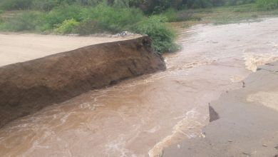 Chuvas em Monteiro arrastam estrada que dá acesso ao município de Camalaú 9