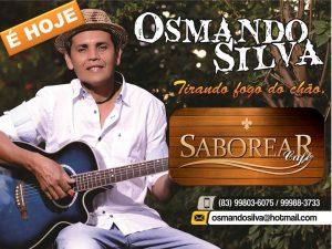 SABOREAR-CAFE-FESTA-300x225 Hoje tem musica ao vivo ♫ no Saborear Café e Restaurante com Osmando Silva