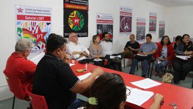 Diretórios do PT defendem candidatura própria na Paraíba 4