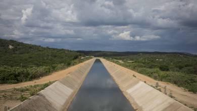 Obras em Poções atrasam e água da transposição segue suspensa em Monteiro 5