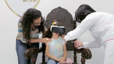 Secretaria de Saúde de Zabelê usa realidade virtual para ajudar crianças a enfrentar medo de vacina 7