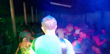 noticiassds Cantor Laerte Lins lota casa de shows em Cacimba de Cima Monteiro - PB.