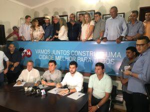 """wilson-PTB-300x225 PTB lança Wilson Filho à ALPB e põe em xeque apoio a João: """"Precisamos sentir que PSB quer a aliança"""""""
