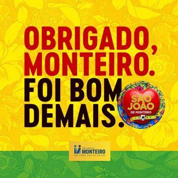 36461260_10156387860948150_4365991456482000896_n Prefeita Ana Lorena agradece pelo sucesso do São João de Monteiro