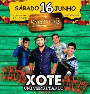 XOTE-288x300 Sábado tem musica ao vivo ♫ no Saborear Café e Restaurante com Xote Universitário
