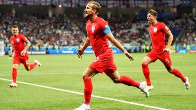 Harry Kane marca no fim e Inglaterra bate a Tunísia 3