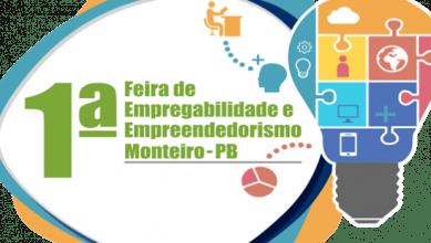 MONTEIRO: 1° Feira de Empregabilidade e Empreendedorismo Pronatec acontece nesta sexta 6