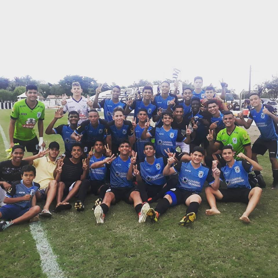 csp-joao-pessoa Monteirenses são destaques no Campeonato Paraibano Sub-19