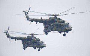 mi-8-300x188 Queda de helicóptero deixa 18 mortos na Sibéria