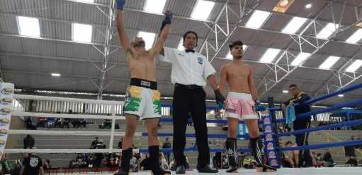 621d5d7d-3527-487e-84f7-e87549254bb5 Lutador monteirense de Muaythai e kikcboxe se classifica para Panamericano no México