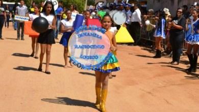 Sítio Santa Catarina recebe desfile cívico especial para a comunidade 3