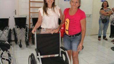 Monteirenses são beneficiados com entrega de próteses e órteses 3