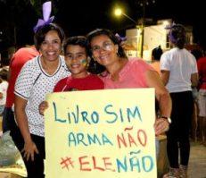 42977315_1998379786851394_4544483824788045824_n-300x258 Manifestantes fazem Ato Contra Bolsonaro em Monteiro PB