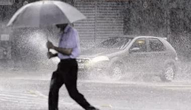 PB pode ter chuvas fortes em mais de 110 municípios 3