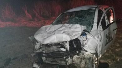 Acidente entre dois carros deixa mortos na BR-230 no Cariri  paraibano 1