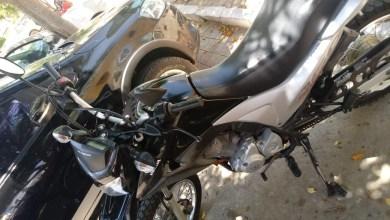 Motocicleta Honda Bros foi tomada de assalto na BR 110 em Monteiro 6