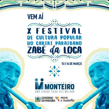52461558_2031245003657222_312997159035207680_n-380x380 Festival de Cultura Popular do Cariri Paraibano Zabé da Loca chega a sua 10ª edição