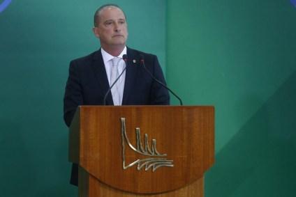 Derrota de Renan 'vai fazer bem para o país', diz Onyx após eleição no Senado 1