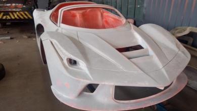 Fábrica de Ferraris e Lamborginis falsas é descoberta pela polícia 2