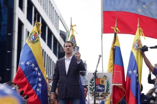França reconhece Juan Guaidó como presidente interino da Venezuela 1