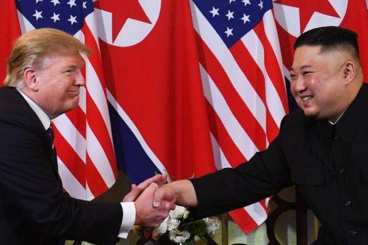 trump-520x347 Sem acordo, cúpula dos EUA com Coreia do Norte é encurtada, diz Casa Branca
