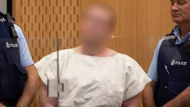 Autor de massacre na Nova Zelândia é identificado e levado a tribunal 3