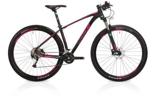 7.2Rosa-520x319 Chegou na Vasconcelos Moto Peças e Bike, Bicicletas Oggi em Alumínio e Carbono