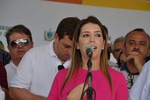 lorena Prefeita Anna Lorena confirma mudança de partido e convite para se filiar ao PSB
